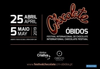to May 5 | FOOD FEST | Óbidos Chocolate Festival | TBA