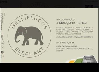 to Mar 9 | ART EXHIBIT | Mellifluous Elephant at Casa da Dona Laura | Campo de Ourique | FREE @ Casa da Dona Laura | Lisboa | Lisboa | Portugal