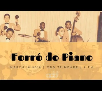 to Apr 8 | MUSIC | Forró do Piano at ODD | Baixa Chiado | 4-5€ @ ODD Trinidade | Lisboa | Lisboa | Portugal