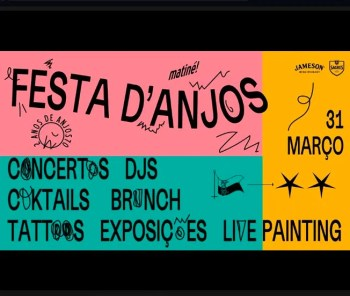 PARTY   Festa D'Anjos II   Anjos   FREE @ Anjos70   Lisboa   Lisboa   Portugal