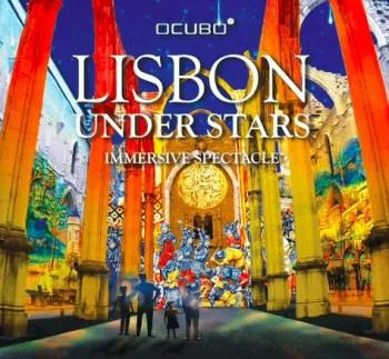 to Oct 31 | LIGHT SHOW | Lisbon Under Stars 2020 | Bairro Alto | 10,60€ @ Museu Arqueológico do Carmo | Lisboa | Lisboa | Portugal