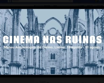 to Aug 30 | OPEN-AIR FILM FEST | Cinema Nas Ruinas | Chiado | 8€ @ Convento do Carmo | Lisboa | Lisboa | Portugal