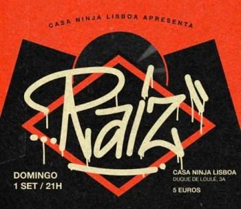 MUSIC | Roots: Hip Hop at Casa Ninja Lisboa | Picoas | 5€ @ TodoMundo (Av. Duque de Loulé 3A, Lisbon, Portugal) | Lisboa | Lisboa | Portugal