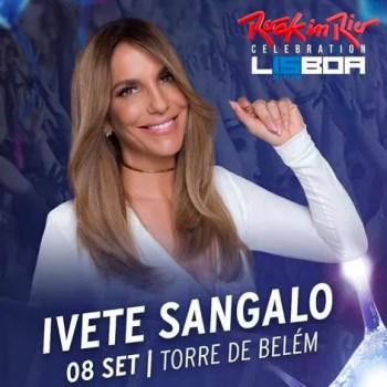to Sept 8 | MUSIC FESTIVAL | Rock in Rio Lisboa 2019 feat Ivete Sangola | Belém | FREE-TBD @ Torre de Belém | Lisboa | Lisboa | Portugal