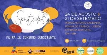 FAIR | Sentidos - Conscious Consumption Fair in Lisbon! | Penha de França | FREE @ Praça António Sardinha | Lisboa | Lisboa | Portugal