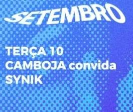 CONCERT   Camboja and Synik Live   Cais do Sodré   TBD @ Bairrazza Cais Sodré   Lisboa   Lisboa   Portugal
