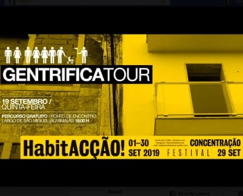 "ACTIVIST TOUR AND FILM SCREENING | Gentrificatour + ""What's going to happen here?"" 