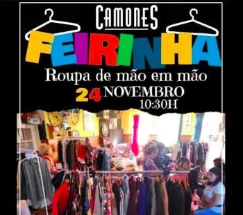 MARKET | Ferinha: Hand to Hand Clothing | Graça | FREE @ Camones CineBar | Lisboa | Lisboa | Portugal