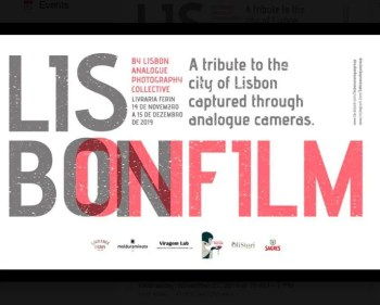 to Dec14 | PHOTOGRAPHY EXHIBIT | Lisbon On Film | Chiado | FREE @ Livraria Ferin | Lisboa | Lisboa | Portugal