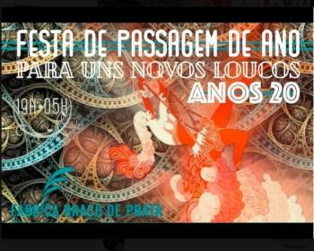 NEW YEAR'S PARTY | Festa de Passagem de Ano | Braço de Prata | 20-75€ @ Fábrica Braço de Prata | Lisboa | Lisboa | Portugal