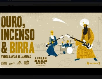 MUSIC AND BEER FESTIVAL | Lisbon Beer Dept presents Gold, Incense, and Birra | Marvila | FREE @ VARIOUS LOCATIONS