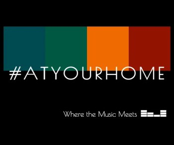 MUSIC | AtYourHome | FREE (Donations Welcome)