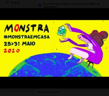to May 29 | ANIMATION FESTIVAL | MONSTRA 2020 em CASA | ONLINE | 5€