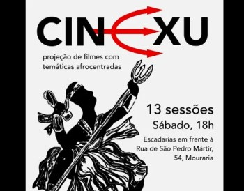 to Sept 12 | FILM AND ACTIVISM | Cinexu: projeção de filme afrocentrado | Mouraria | FREE