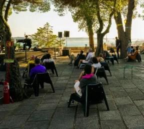to Aug 28 | LIVE JAZZ | Sounds and Sunsets at the Castle | Castelo | FREE @ Castelo de S. Jorge | Lisboa | Lisboa | Portugal