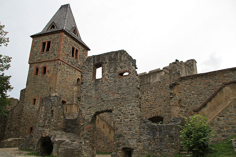 Image result for Castle Frankenstein in Germany