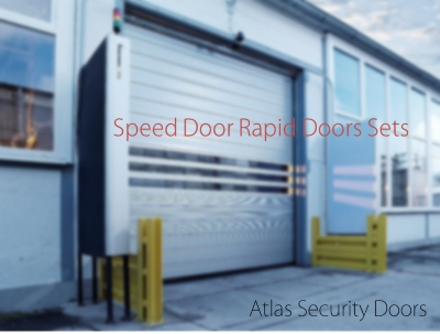 Speed Door Rapid Doors Sets
