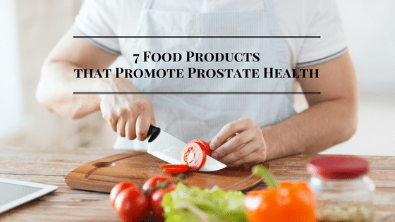 7 Food Products that Promote Prostate Health