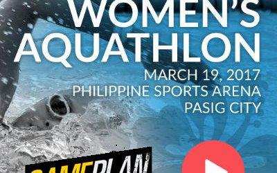 AtletaAko.com Presents: Women's Aquathlon 2017