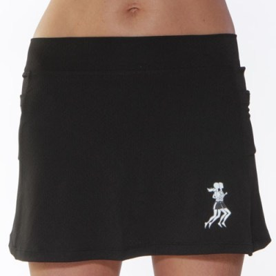 Ultra Swift Skirt - Black
