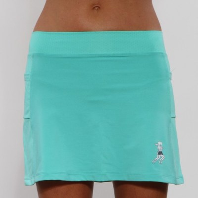 running skirt-caribbean
