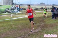 Nicolas Pavoni, 1 class.Cross Corto 3 km Assoluti