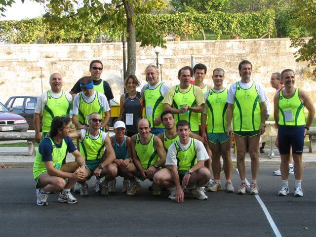 Mezza Maratona Rapolano Terme 2006