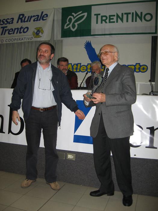 Armando Gramegna (a destra)