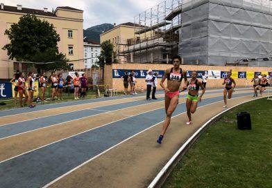 Eleonora Vandi lancia il 43imo Gran Premio del Mezzofondo