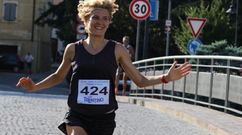 Federica Stedile vince la 10km del Teroldego