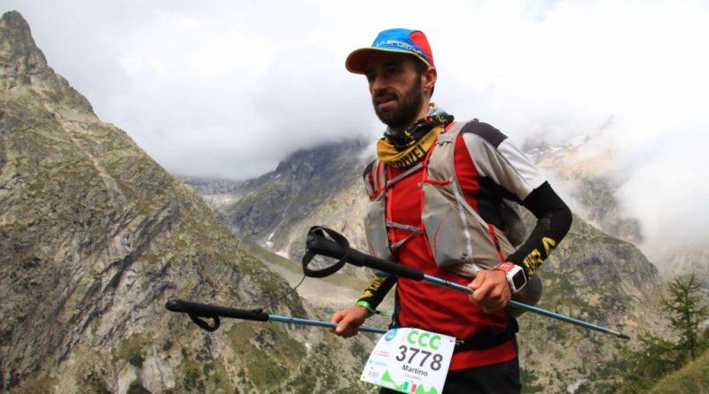 Un aquilotto alla Ultra Trail del Monte Bianco