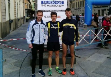 Tricolori Staffetta: Atletica Trento settima