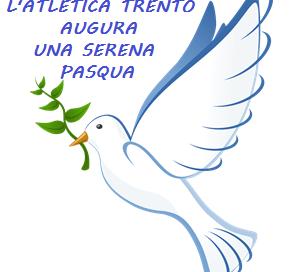 L'Atletica Trento augura una serena Pasqua