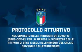 Protocollo Attuativo Calcio Giovanile e Dilettantistico