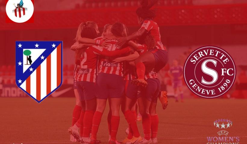 Atlético Femenino Servette SFC