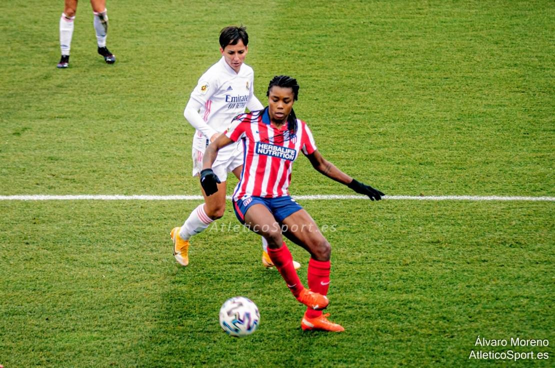 Atlético de Madrid Femenino Ludmila Da Silva Renovación 2024