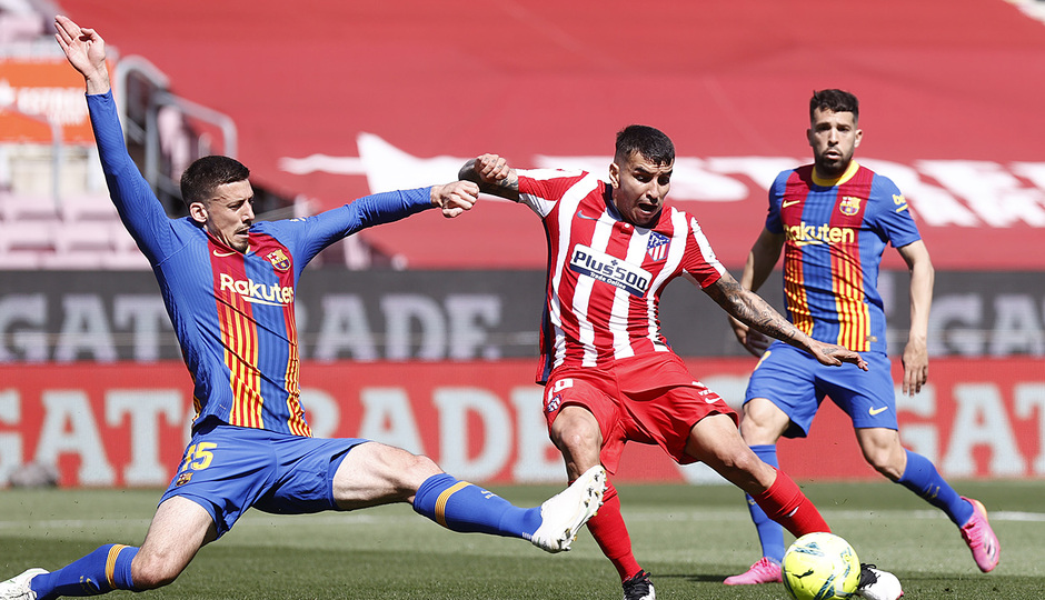 Contracrónica Barcelona Atleti