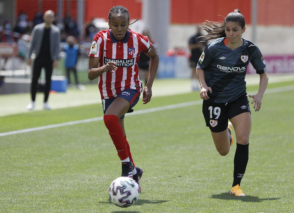 Atlético Femenino Rayo Vallecano