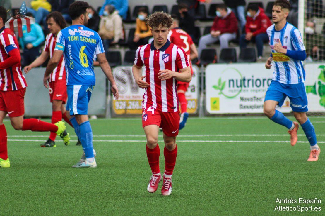 Televisión Atlético B Melilla