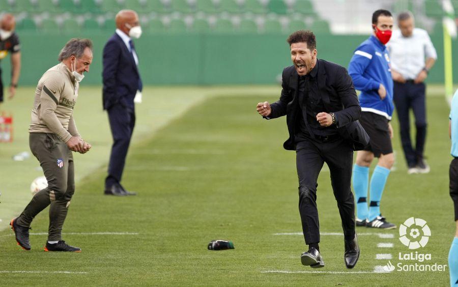Simeone Elche Atlético