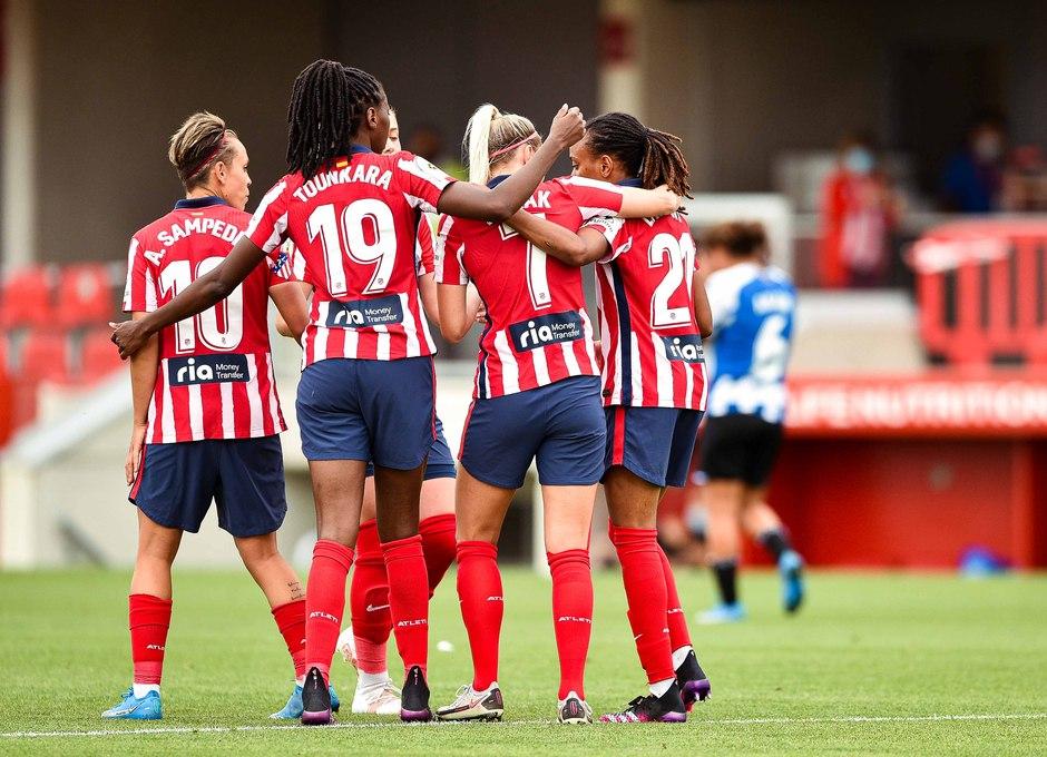 Atleti Femenino Espanyol