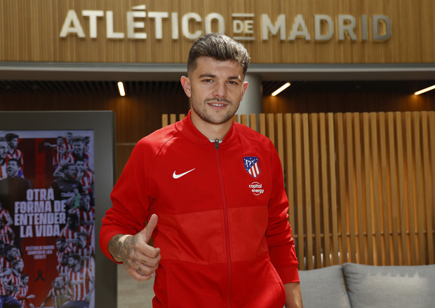 Sergio Guerrero Atleti B