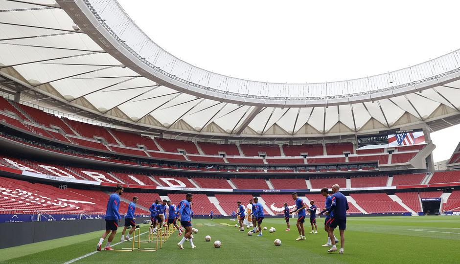 Convocatoria Atlético Barcelona