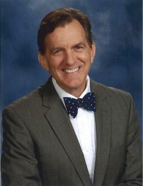 Rev. Dr. Jack R. Davidson, Pastor, Head of Staff