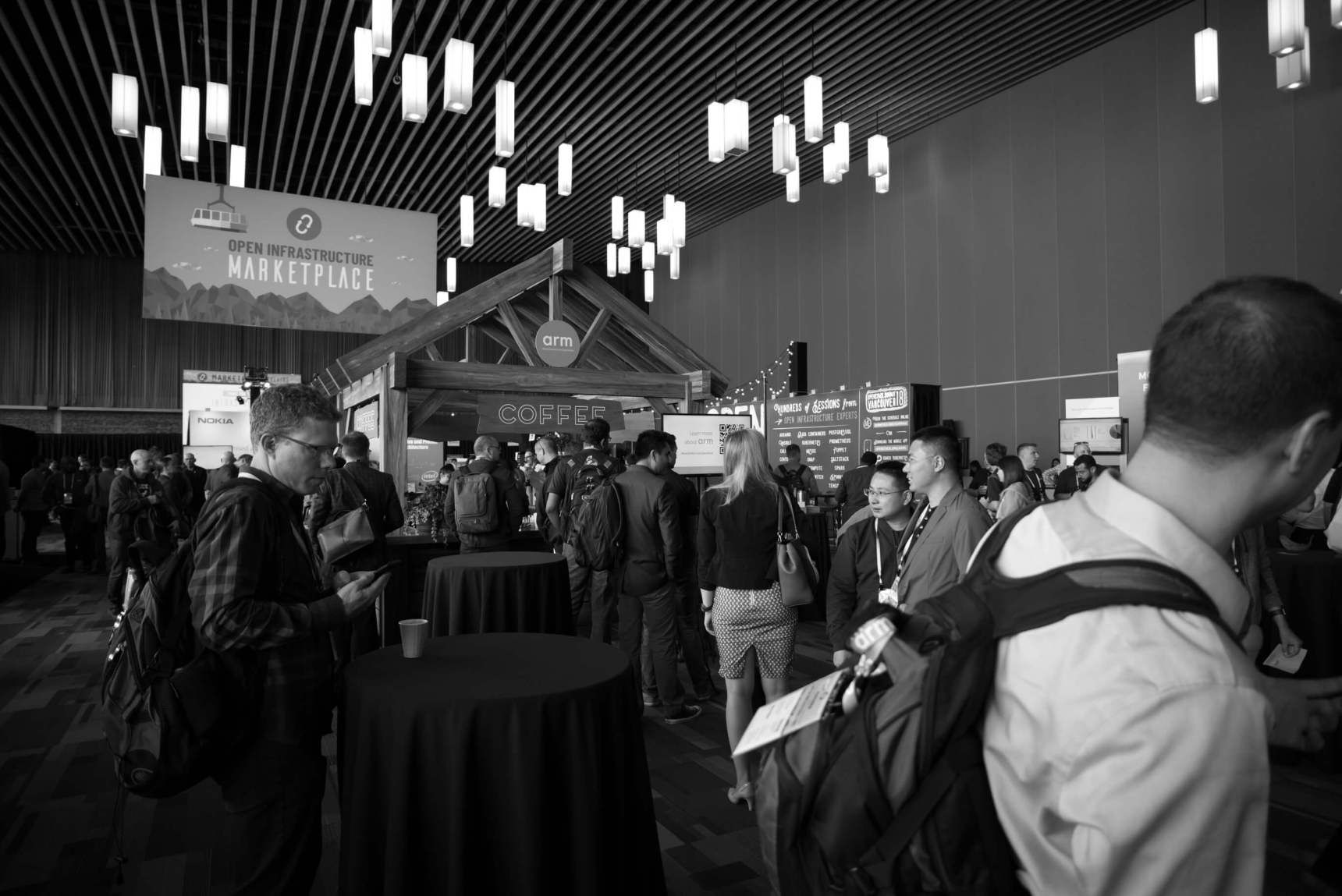 OpenStack Vancouver 2018 - Photo credit: Jason Brown, Global Solutions Architect, atmail