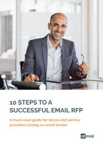 email RFP - how to write an email RFP