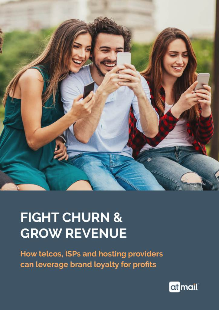 atmail white paper - Fight Churn and Grow Revenue