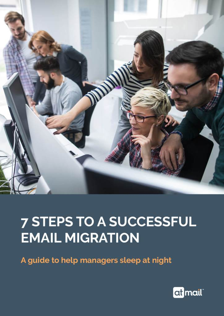 atmail white paper - 7 Steps to a Successful Email Migration