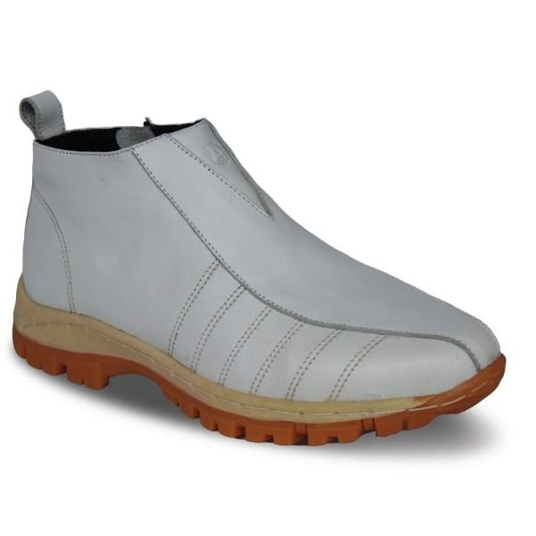 sepatu kulit pria casual midboots C16 white 2 - atmal