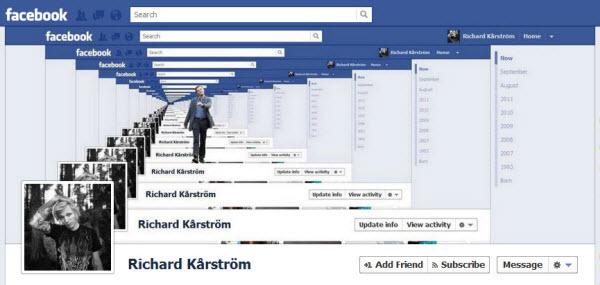 Immagine di copertina Facebook | Su Atman agenzia digitale